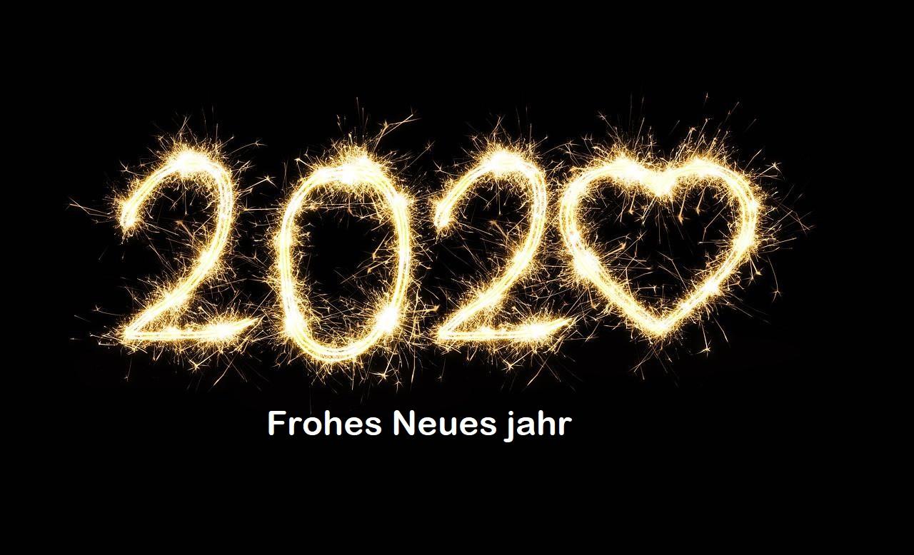 frohes neues jahr 2020 - Frohes neues jahr 2020