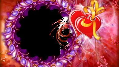 Fotorahmen Shining Hearts Love Frames 390x220 - Fotorahmen Shining Hearts Love Frames