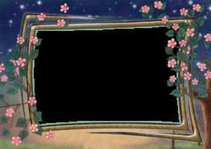 Rahmen für Foto Nacht Blumen Liebesrahmen 300x212 - Rahmen für Foto Nacht Blumen Liebesrahmen