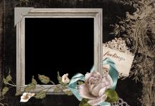 Rahmen für Foto Retro Gefühle Liebesrahmen 220x150 - Rahmen für Foto Retro Gefühle Liebesrahmen