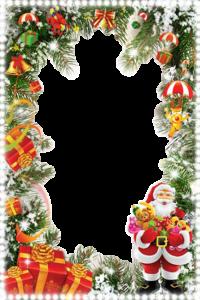 schone Santa Klausel Fotorahmen 200x300 - schöne Santa Klausel Fotorahmen