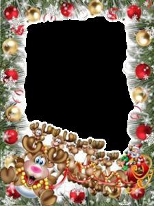schoner Santa Klausel Rahmen 225x300 - schöner Santa Klausel Rahmen